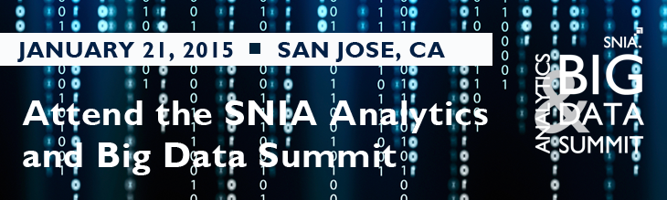 Analytics and Big Data Summit