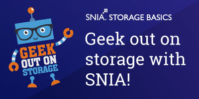 Geek Out on Storage