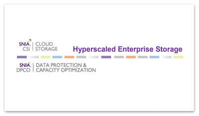 Hyperscale Enterprise Storage